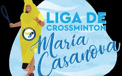 Liga de Crossminton – María Casanova